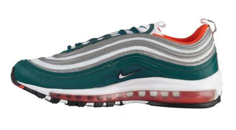 Retro Team-Colored Sneakers