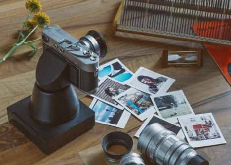 Instant Printing Photography Devices
