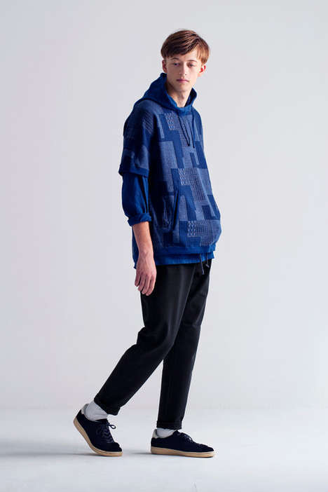 Elevated Japanese-Style Apparel