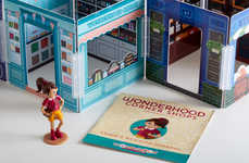 Empowering STEM-Building Sets - Wonderhood Toys Encourages Young Girls to Learn About Engineering