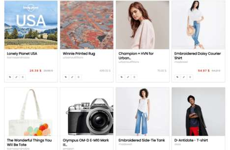 Universal E-Commerce Wishlists