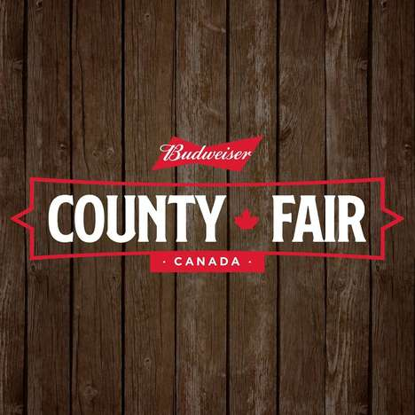 Immersive Country Music Fairs - The Budweiser County Fair Will Boast a Range of Engaging Activities