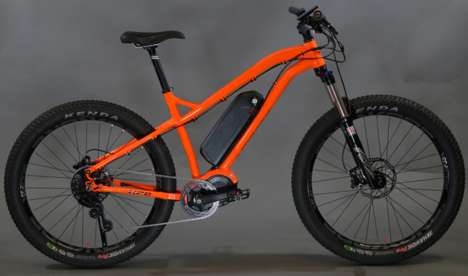 Versatile Hybrid E-Bikes