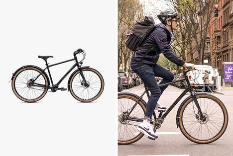 Low-Maintenance Performance Bikes