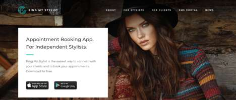 Appointment-Booking Stylist Software
