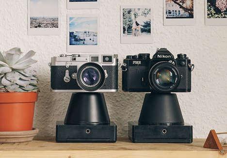 Polaroid-Transforming Cameras