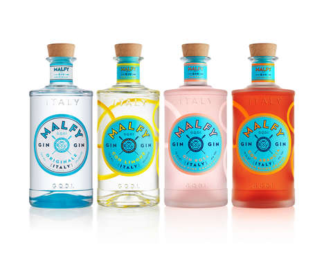 Summery Coastal Spirits