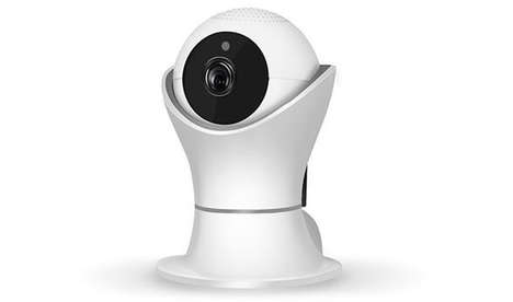 360-Degree Security Cameras