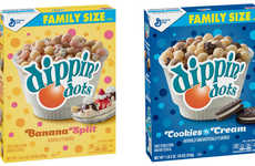 Ice Cream-Inspired Cereals