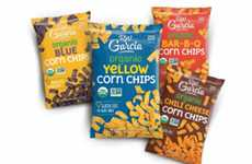 GMO-Free Corn Snacks