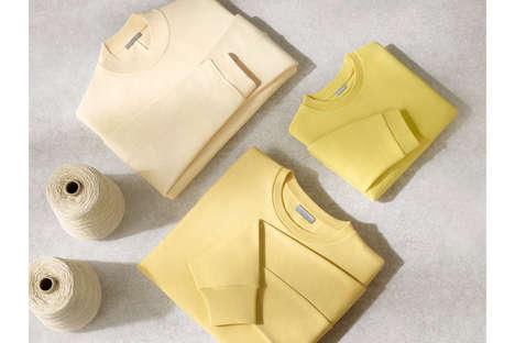 Repurposed Cotton Sweater Initiatives