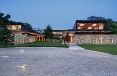 Luxurious Limestone Lodges