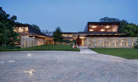 Luxurious Limestone Lodges
