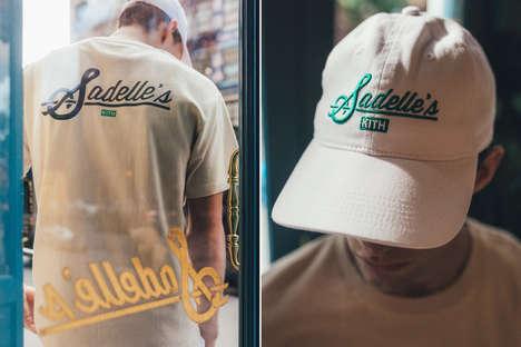Co-Branded Streetwear Capsules
