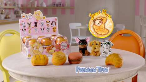 Transformative Bakery Toys