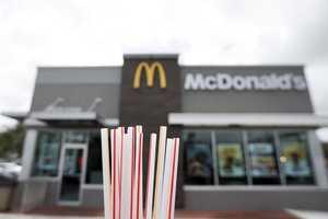 Paper Fast Food Straws