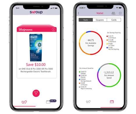 Money-Saving Coupon Apps