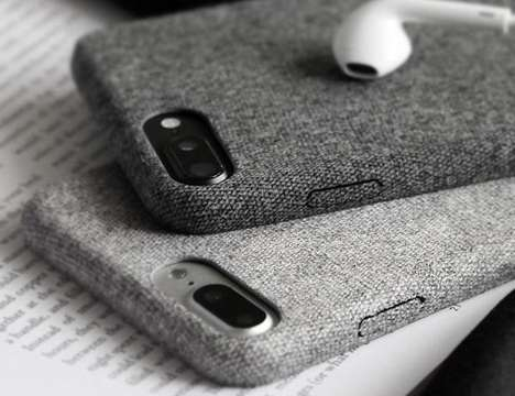 Tactile Protection Smartphone Cases