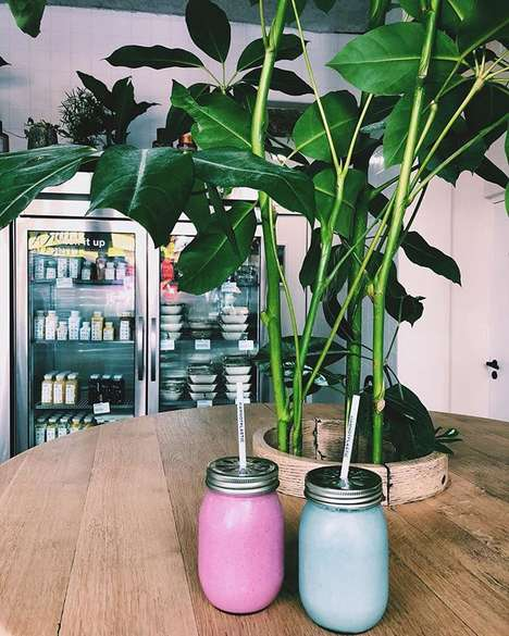 Parisian Plant-Based Eateries