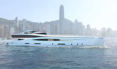 Luxury Asian Market Yachts
