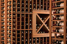 Curated Wine Cellar Services