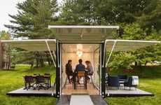 Outdoor Co-Working Offices