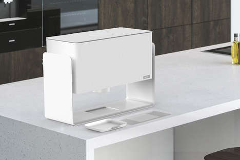 Automated Meal-Flavoring Appliances - The 'Spicer' Appliance Measures Out the Perfect Level of Spice
