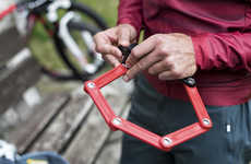 Lightweight Pocket-Sized Bike Locks
