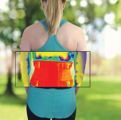 Posture-Supporting Back Wearables - The 'FitBack' Provides Targeted Relief for Back Pain Sufferers