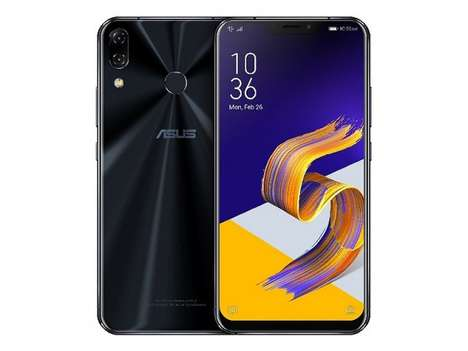 Performance-Enhancing AI Smartphones - The ASUS ZenFone 5Z Packs a Dual-Camera System and More