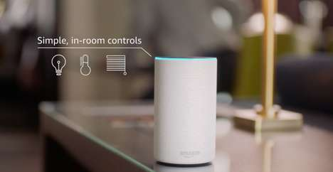 Hotel-Integrated Home Assistants - The Alexa for Hospitality Program Brings Amazon into Hotels