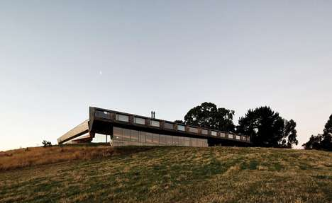 Scenic Adventurous Hotel Designs - The Tierra Chiloe Hotel Features a Modern and Unique Design
