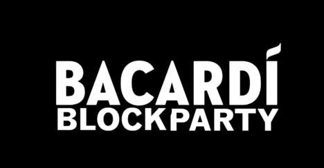 Social Blockchain Campaigns - Bacardi Blockparty Used Blockchain to Send Out Event Invitations