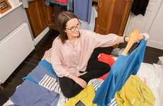 Clothing Buy-Back Programs - John Lewis is Testing a Service to Reclaim Unwanted Clothing