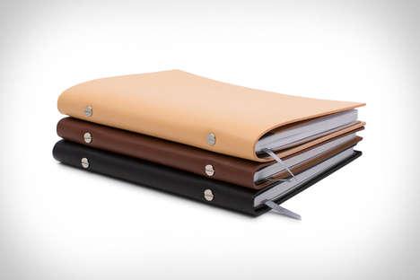 Customizable Heirloom Notebooks