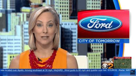 Community-Engaging Urban Challenges - Pittsburgh Undertakes Ford's City of Tomorrow Challenge