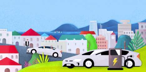 Electric Vehicle Pilot Projects - The Uber Electric Car Project Incentives Electric Vehicle Usage
