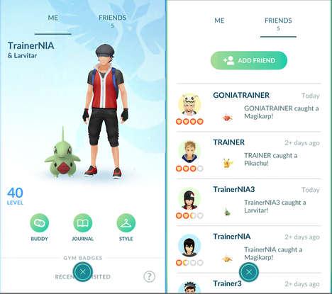 AR Trading Monster Updates