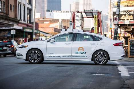 Autonomous Vehicle Technology Startups