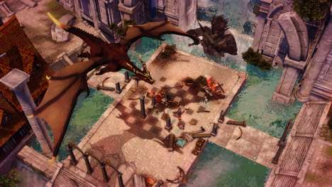 Plot-Based Chess Adventures - 'Chessaria' is a Fantasy Game That Uses the Mechanics of Chess