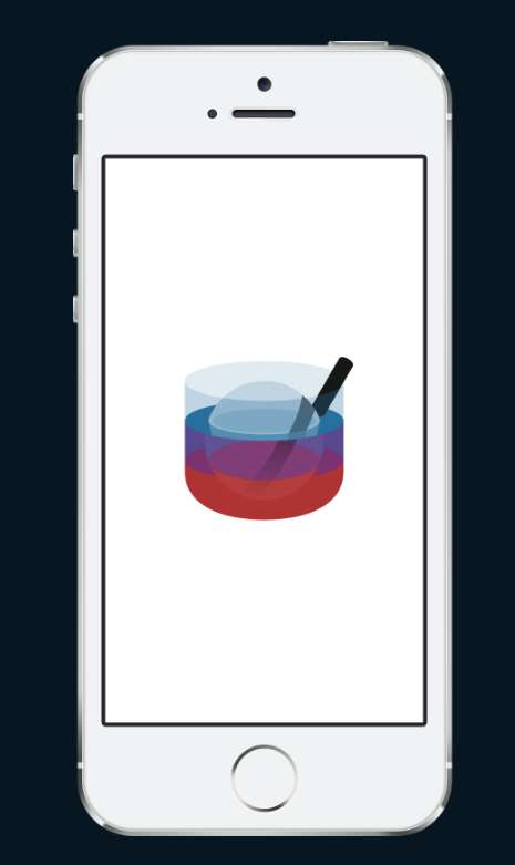 User-Friendly Drink Mixing Apps
