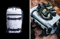 Durable Sailcloth Backpacks