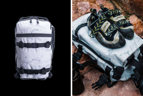 Durable Sailcloth Backpacks
