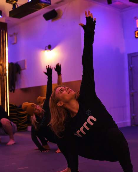 Chilled Workout Classes - Brrrn Conducts Yoga, Cardio and HIIT Classes in Low-Temperature Rooms