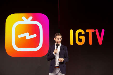 Long-Form Video Platforms - Instagram Launched IGTV for Creators as a Mobile Video Network