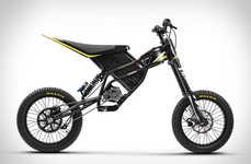 Ultra-Lightweight Dirt Bikes
