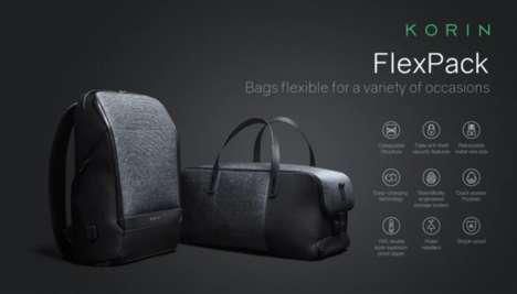 Flexible Folding Bags