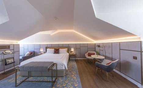 Vintage Madrid Hotel Renovations