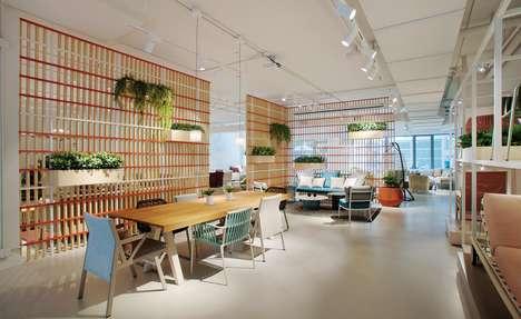 Spanish-Style Retail Spaces