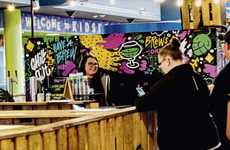 Pop-Up Airport Breweries - Voodoo Brewery Has Opened at the Pittsburgh International Airport
